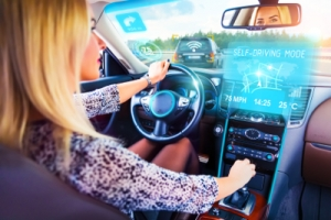 self driving vehicles and dui